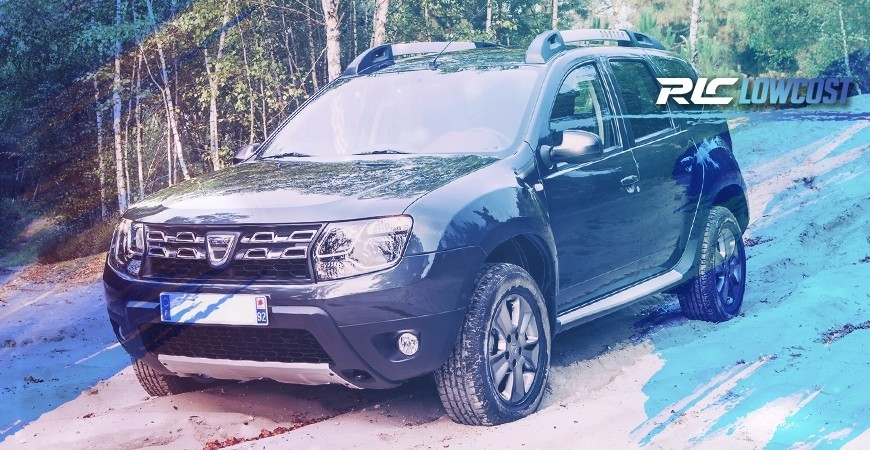 DUSTER (13- )
