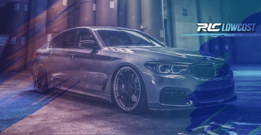 Todas las Piezas y Accesorios para su BMW Serie 5 G30 / G31