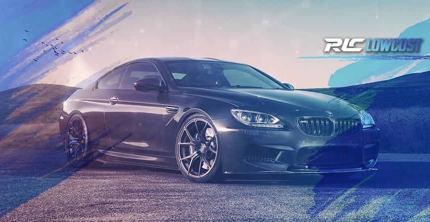 Todas las Piezas y Accesorios para su BMW Serie 6 F12 / F13