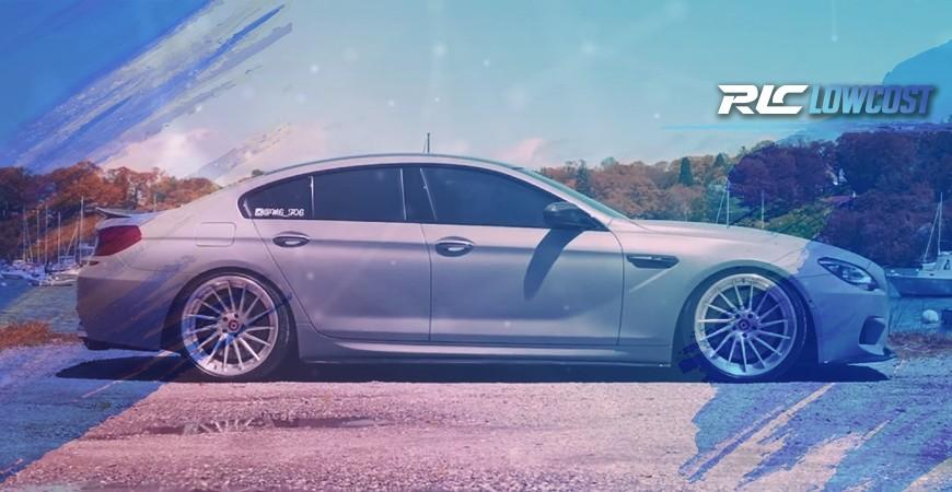 Todas las Piezas y Accesorios para su BMW Serie 6 F12 / F13 LCI / F06